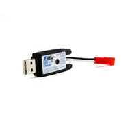 Latest Blade / E-flite 1S USB Li-Po Charger, 500mA, JST for 180 QX HD # EFLC1010