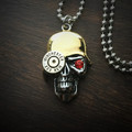 Soldier Bullet Necklace