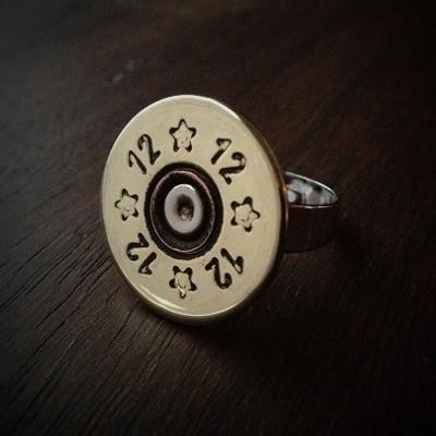 12 Gauge Adjustable Bullet Ring