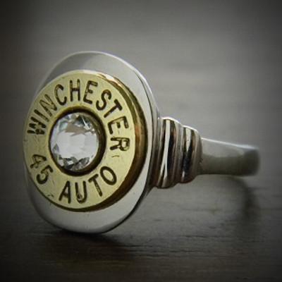 Women's Classic Bullet Ring