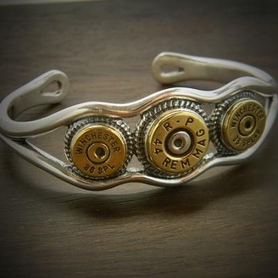 Triad Bullet Bracelet