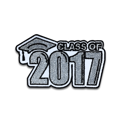 Class of 2017 Patch