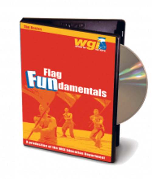 WGI Flag FUNdamentals DVD