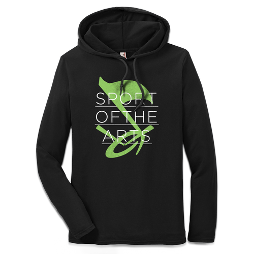 WGI Sport of the Art T-Shirt Hoodie