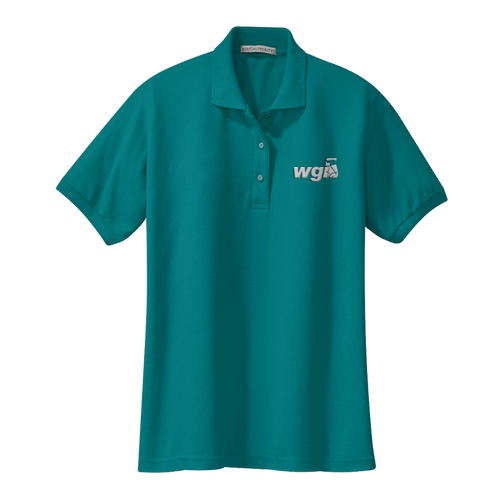 WGI Ladies Teal Polo - Online Exclusive*