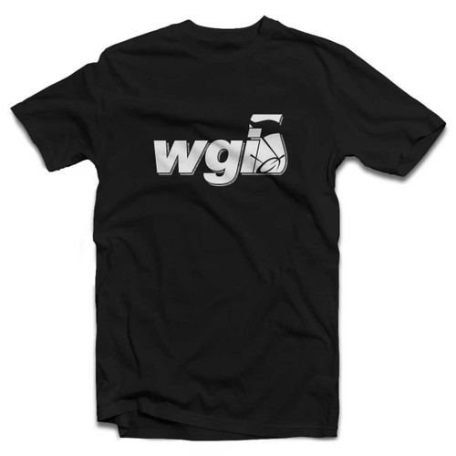 WGI 3D Logo Black T-Shirt