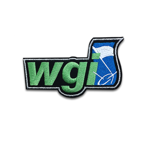 WGI Logo Patch