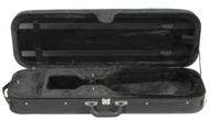 Oblong Core 1/8 Zippered Cordura Violin Case