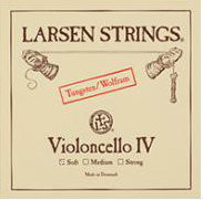 Larsen C String Cello Tungsten