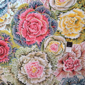 Philip Jacobs PWPJ051 Brassica Pastel Cotton Fabric By The Yard
