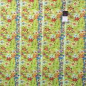 George Mendoza PWGM014 Inspiration Vision Green Fabric By Yd