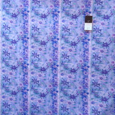 George Mendoza PWGM014 Inspiration Vision Blue Fabric By Yd
