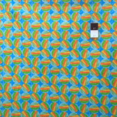 George Mendoza PWGM016 Inspiration Whimsy Green Fabric By Yd