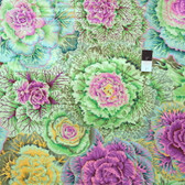 Philip Jacobs PWPJ051 Brassica Moss Cotton Fabric By The Yard