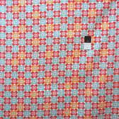 Joel Dewberry VOJD007 Notting Hill Square Petal Poppy VOILE By Yard