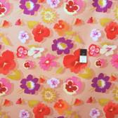 Nel Whatmore PWNW035 Secret Garden Linen Cotton Fabric By Yard