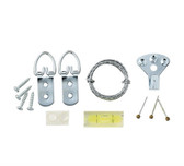 085-03-2803 7 Piece Heavy Duty Picture Hanger Kit