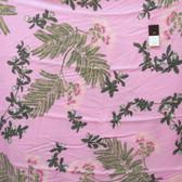 Amy Butler RAAB05 Alchemy Honeysuckle Bloom Rose RAYON Fabric 1 1/2 Yard