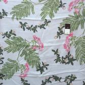 "Amy Butler RAAB05 Alchemy Honeysuckle Bloom Sky RAYON Fabric 28"""
