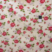 Verna Mosquera PWVM084 Pirouette Scattered Rosebud Opal Fabric By Yd