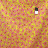 Brandon Mably PWBM034 Daisy Chain Yellow Quilt Cotton Fabric By The Yard