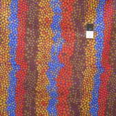 Brandon Mably PWBM042 Pebble Mosaic Purple Quilt Cotton Fabric By The Yard