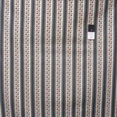 Denyse Schmidt PWDS092 New Bedford Floral Stripe Sorbet Fabric 1 Yard