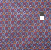 Valori Wells FAVW036 Bridget Lane Ellie Blueberry Flannel Fabric By Yd