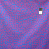 Brandon Mably PWBM053 Jumble Purple Quilt Cotton Fabric By The Yard