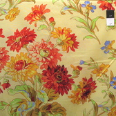 Philip Jacobs PWPJ074 Anne Marie Gold Cotton Quilting Fabric By Yard