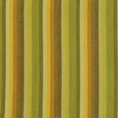 Kaffe Fassett Multi Stripe Lime Woven Cotton Fabric By The Yard