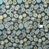 Denyse Schmidt PWDS057 Florence Medallion Malachite Fabric 1 Yard