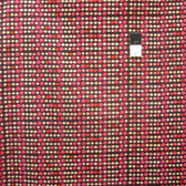 Nel Whatmore PWNW033 Eden Daisy Chain Brown Fabric By Yard