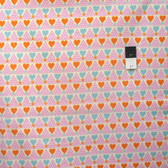 Anna Maria Horner FAAH018 Pretty Potent Family Unit Powder Flannel Fabric By Yd