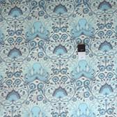 Rare Tula Pink PWTP029 Salt Water Octo Garden Aqua Fabric By The Yard