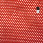 Kaffe Fassett GP70 Spot Tomato Cotton Fabric By Yd