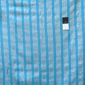 Anna Maria Horner WOAH003 Loominous Seedlings Aqua Cotton Fabric By Yard