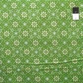 Dena Designs PWDF237 Merry Mistletoe Annaya Green Cotton Fabric By Yard