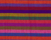 Kaffe Fassett Narrow Stripe Spice Woven Cotton Fabric By Yd