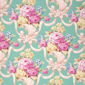 Jennifer Paganelli PWJP103 Kumi Green Cotton Fabric By Yard