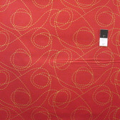 Windham 40383M Heavy Metal Terra Cotta Cotton Quilting Fabric By Yard