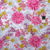 Joel Dewberry PWJD115 Wander Moon Garden Rosetta Cotton Fabric By Yd