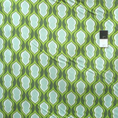Heather Bailey PWTHB07 Pocketbook Moss Cotton Fabric By The Yar