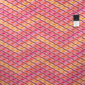 Tula Pink PWTP075 Eden Labyrinth Peach Cotton Fabric By The Yard