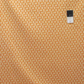 Heather Bailey True Colors PWTC036 Divvy Dot Orange Cotton Fabric By The Yard