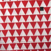 Jane Sassaman Scandia PWJS094 Tile Red Cotton Fabric By The Yard