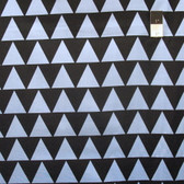 Jane Sassaman Scandia PWJS094 Tile Blue Cotton Fabric By The Yard