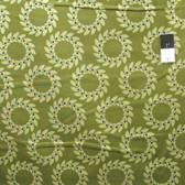 Jane Sassaman Scandia PWJS095 Garland Purple Cotton Fabric By The Yard