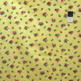 Verna Mosquera PWVM143 Fruta Y Flora Cinderella Rosebud Lemon Fabric By Yd