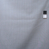 Verna Mosquera PWVM100 Billet Doux Pinstripe Smoke Cotton Fabric By Yd